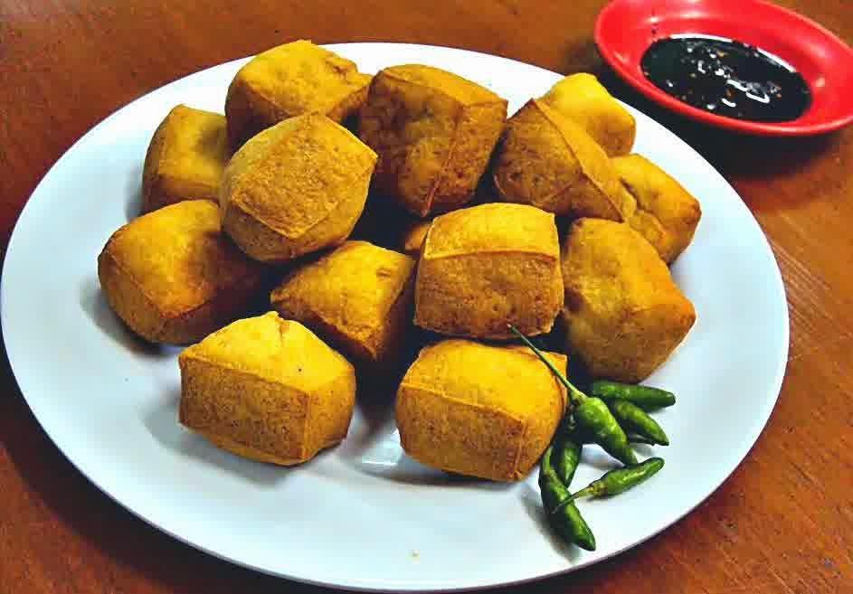Resep Tahu Pong