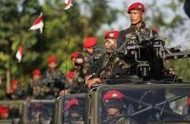 Dinamisasi Pertahanan dan Keamanan NKRI