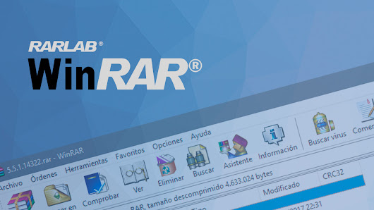 WinRAR v5.40 PRO | Ultima Version | 32 y 64 BITS