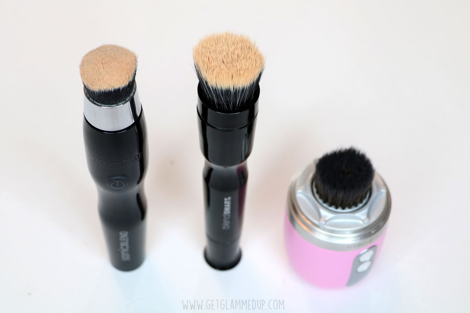 Video Sonic Foundation Brushes Compared Sonicblend Vs Blendsmart