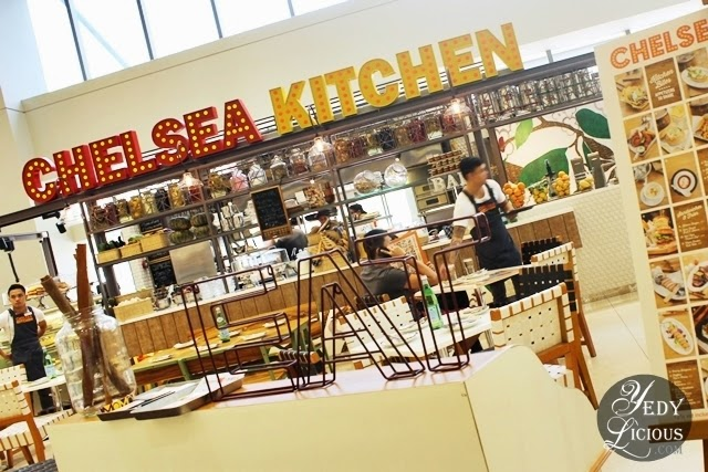 Chelsea Kitchen at Mega Fashion Hall in SM Megamall, Raintree Restaurants, Chelsea Grand Cafe, Chelsea Kitchen Megamall Menu, Blog, Address, Contact No., Operating Hours, Facebook, Website, Instagram, Twitter, Restaurants in SM Mega Fashion Hall