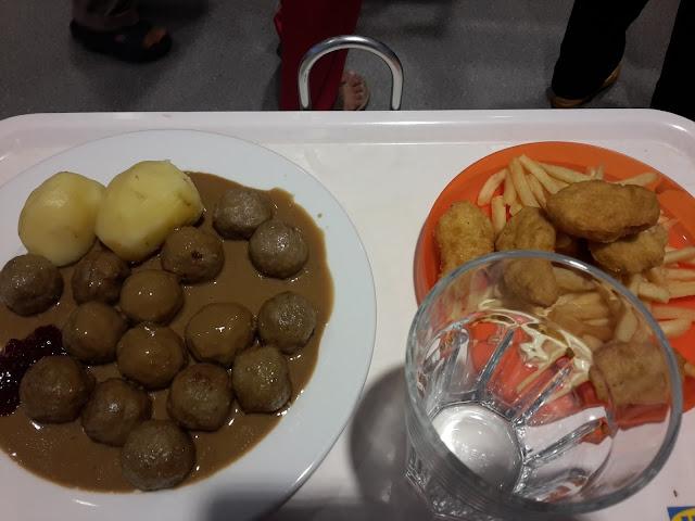 Demi Meatball IKEA, IKEA Damansara