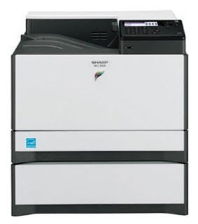 SHARP MX-C300P Printer Driver Download