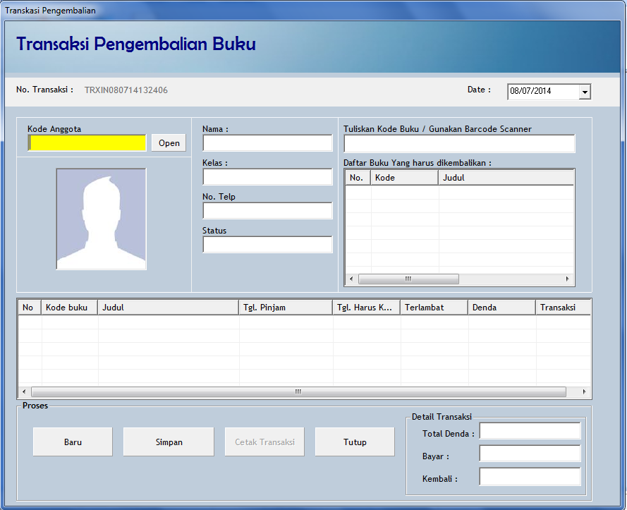 Download Software Perpustakaan Sekolah