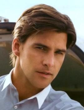 Model rambut pendek pria layer