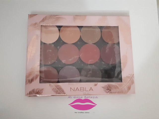 The matte collection - Nabla Cosmetics