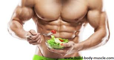 The Best Muscle Building Diet