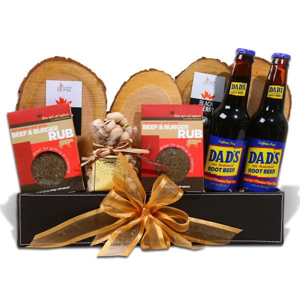 gift basket of fathers day 2017