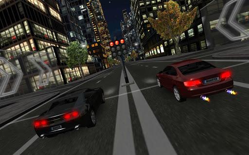 تحميل لعبة السيارات Drag Racing 3D apk + data مجاناً للاندرويد