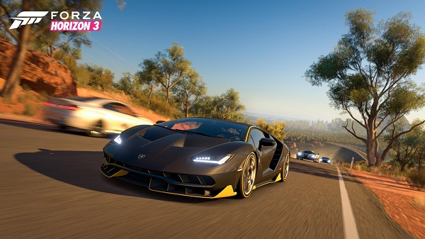 Spesifikasi game Forza Horizon 3