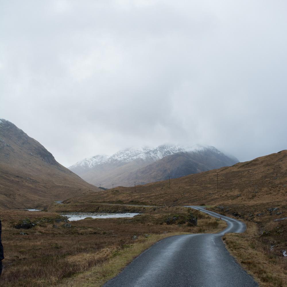 scottish Highlands landscape Photo Diary glen coe glen etive