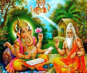 Guru Purnima - Vyasa Purnima