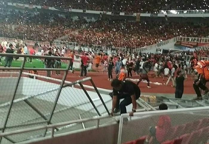 Persija Juara Piala Presiden 2018 Tapi Stadion Gbk Rusak - IG