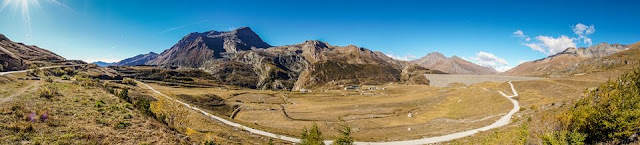Panorama Biler Alpen