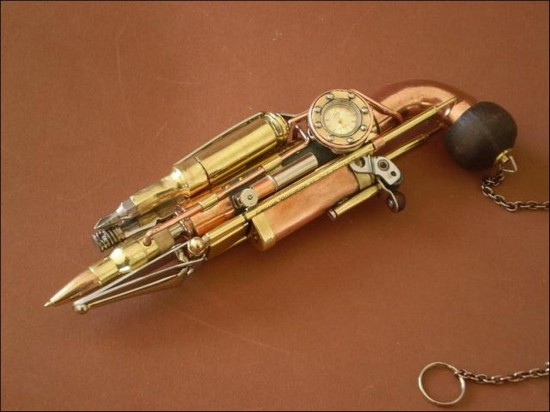15 Cool Steampunk Gadgets And Designs Part 2