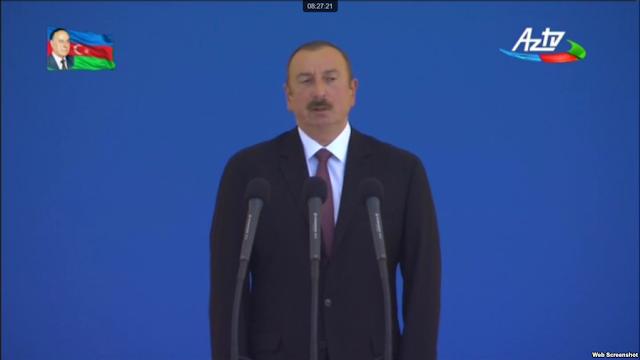 Aliyev: Bakú advierte a armenia que 'la guerra no ha terminado'