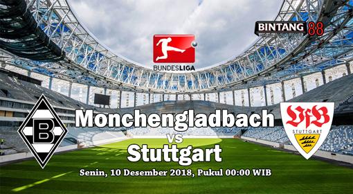 Prediksi Bola Borussia Monchengladbach vs VfB Stuttgart 10 Desember 2018