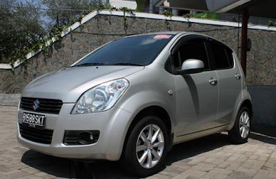 mobil bekas Suzuki Splash