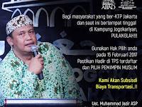 Masjid Jogokaryan: Kami Tak  Rela Jakarta Dipimpin Oleh Penista Agama