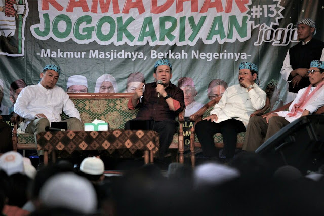 Fahri Hamzah: Istana Pelu Dirukyah Massal, Biar Tidak Musuhi Islam Opini Bangsa