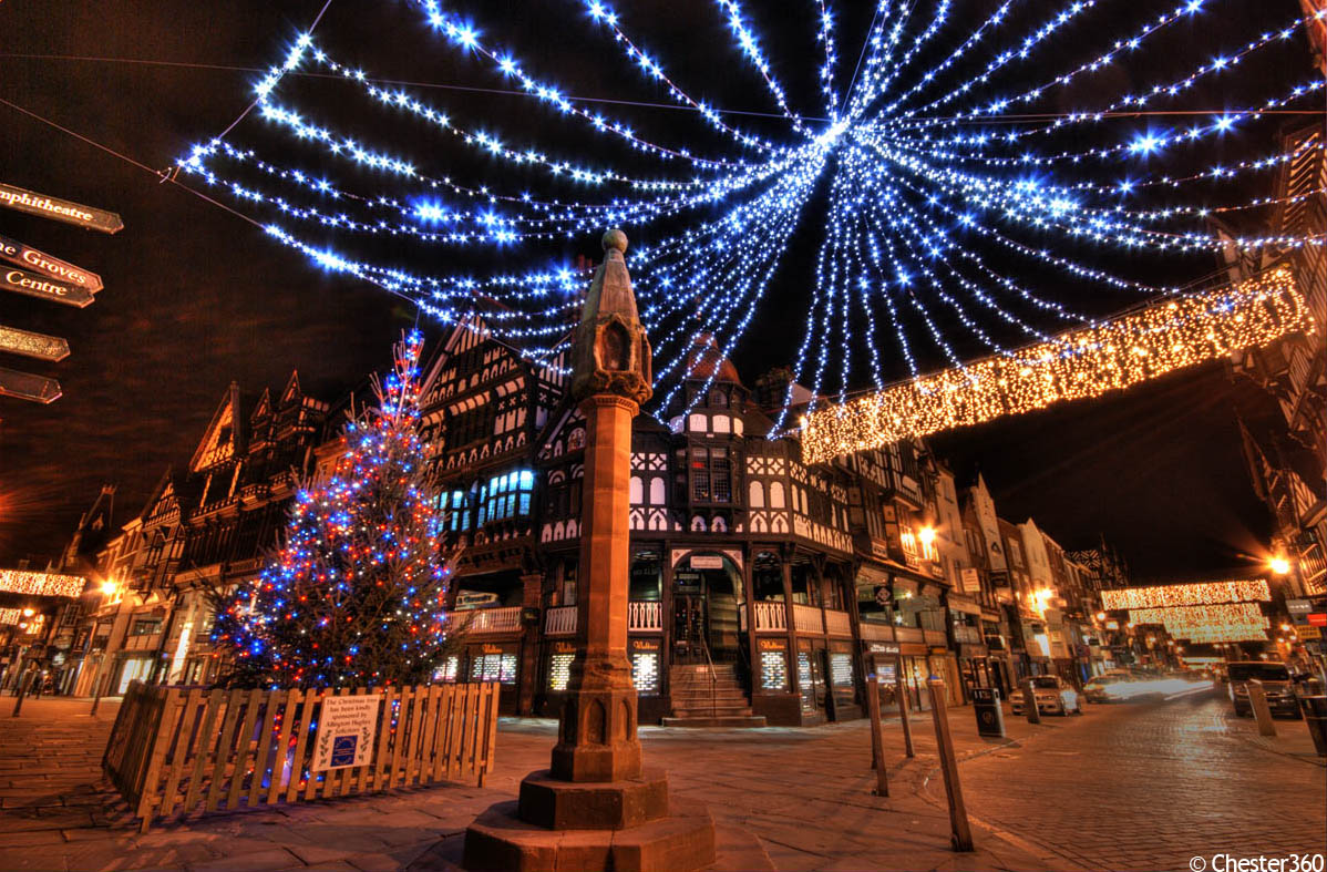 tudor christmas market london bridge