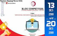 Kompetisi Blog - KBR Berhadiah Total Voucher Senilai 3 Juta Rupiah