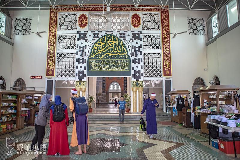 【沙巴亞庇景點】水上清真寺 City Mosque。沙巴最美的清真寺重起開放參觀