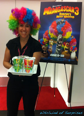 Madagascar 3 Screening