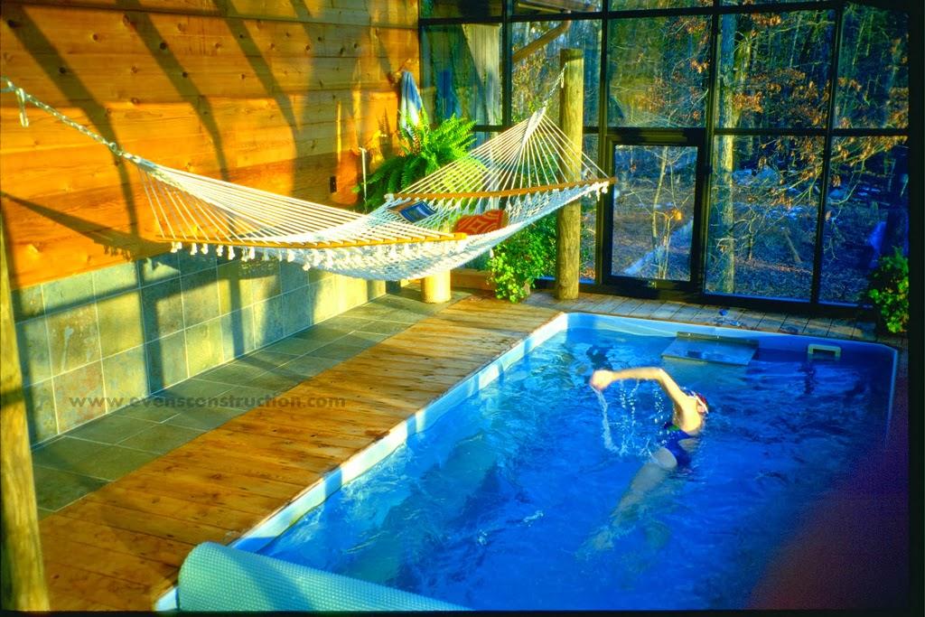 Evens Construction Pvt Ltd Compact Indoor Swimming Pools
