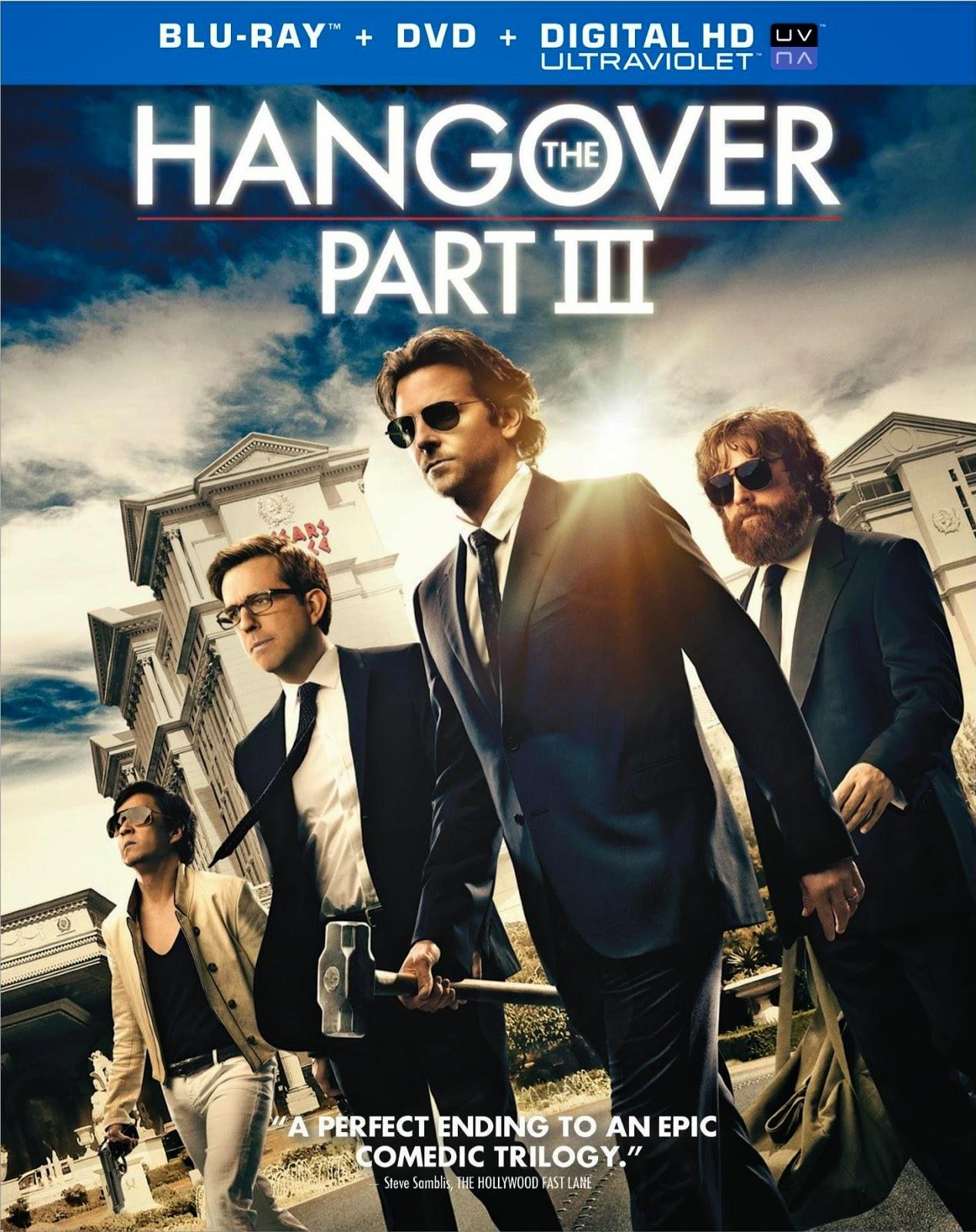 The Hangover Part 3 เดอะ แฮงค์โอเวอร์ 3 [HD][พากย์ไทย]