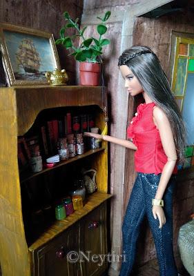 piper charmed barbie dolls