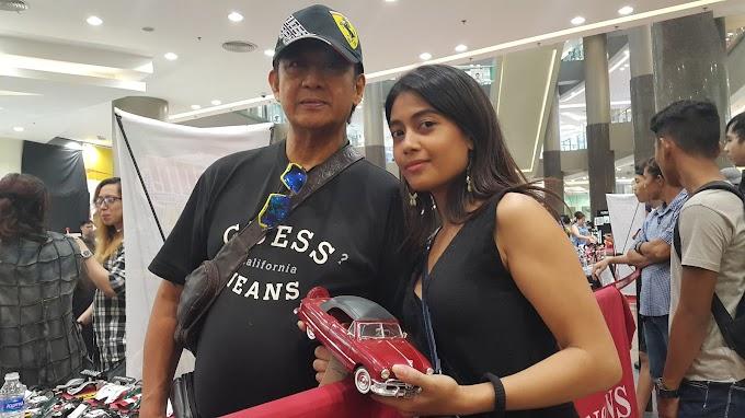 Toto Lavente: Iloilo City's Famous Die Cast Car Collector