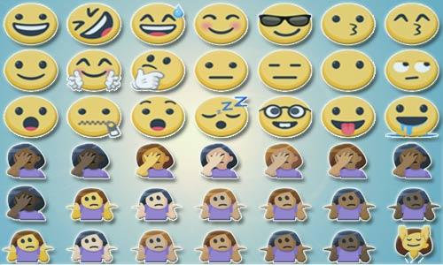 Desain Baru Emoji di Layanan Facebook Versi Web