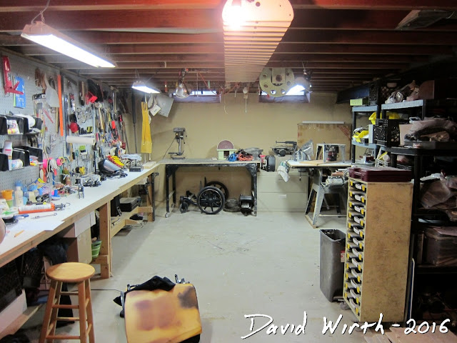 basement, workshop, woodshop, organize