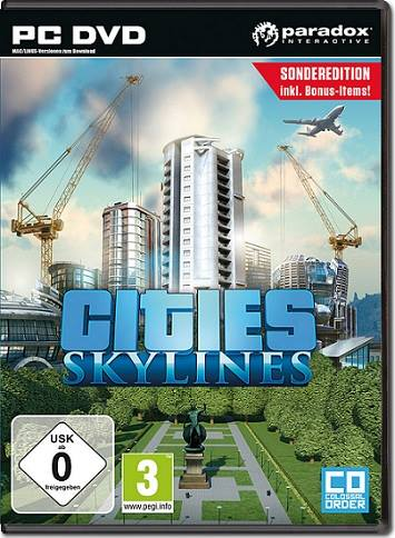 Cities Skylines Game Free Download For PC