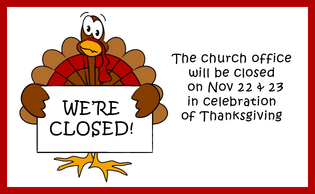 Office Closed Sign Template - holiday closure sign template