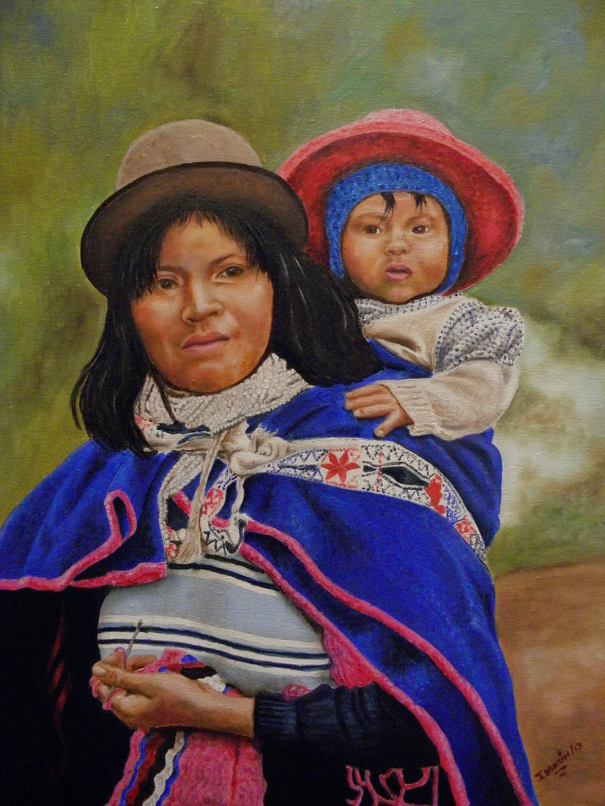 Pintores Colombianos en Miami, Jorge Marín,  artistas realistas de colombia