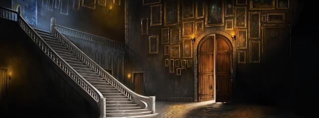 Harry Potter e la Pietra Filosofale: Il salone d'ingresso