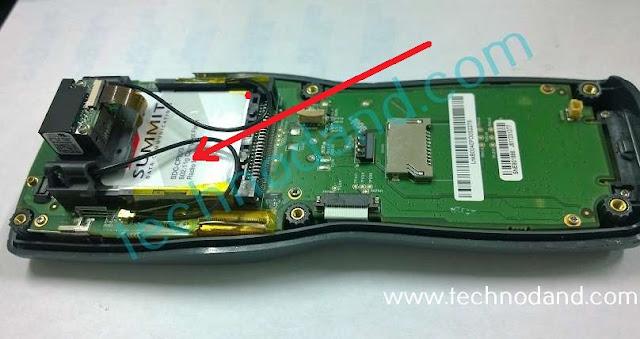 Scanner Honeywell  LXE MX8 Tidak konek ke Jaringan