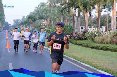 Traveloka Membantuku Untuk Melakukan Hobiku. Sehingga Saya Bisa Berlari sejauh 21 KM di Event Malang Marathon 2018