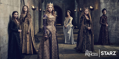 Comment regarder The White Princess sur Starz