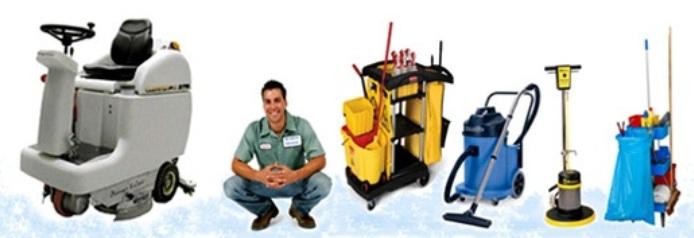 Jual peralatan cleaning service merk Karcher