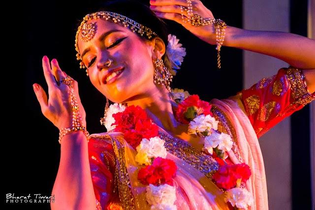 यमुना का बहाव: शिवानी वर्मा का कथक