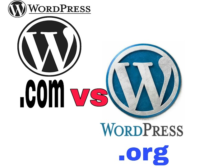 WordPress.com vs WordPress.org which platform best for blogging in hindi