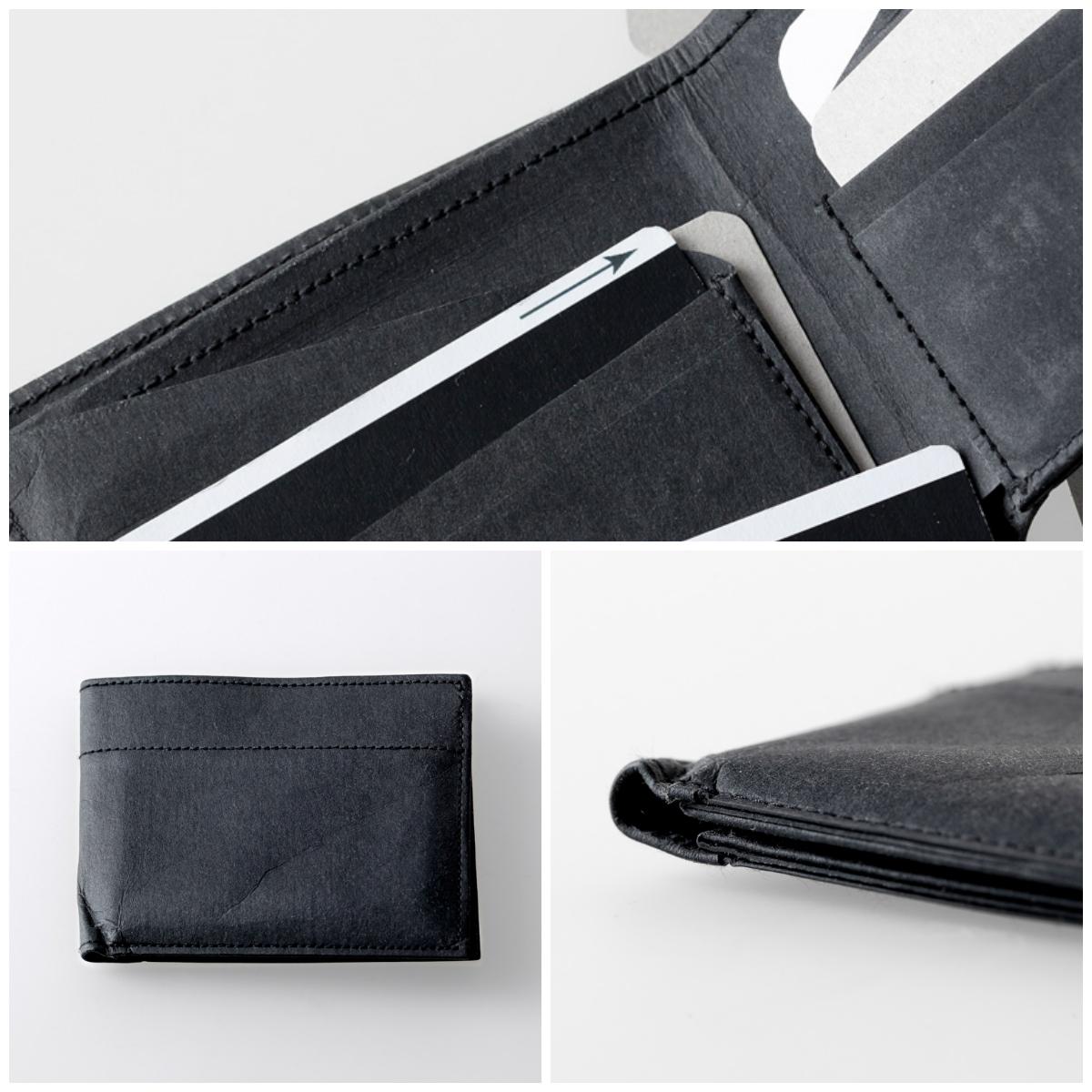 One-year-old washable paper wallet - SIDONIEYANG 使用一年後的可水洗 紙短夾 - 紙樣手創設計