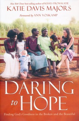 Daring to Hope Book Giveaway - ENDED