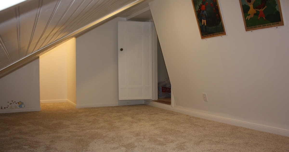 Header Attic Playroom With 2 Story Climbing Passage
