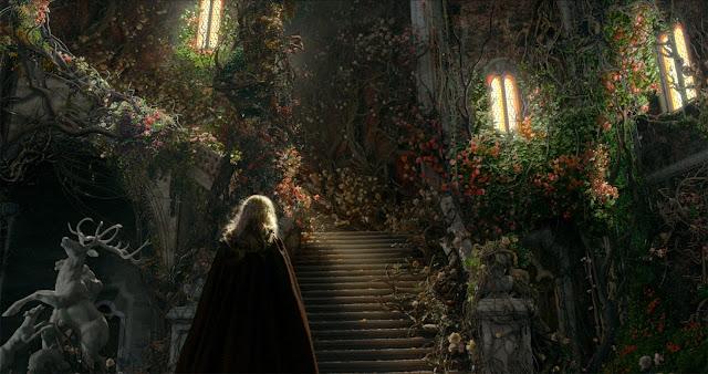 Beauty and the Beast, La Belle et la Bête, movie concept art