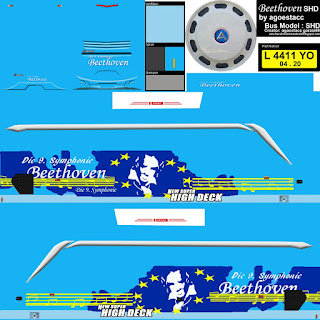 Download Livery Bus Beethoven