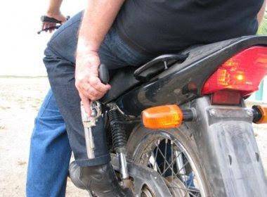 Assalto a mão armada em Novolândia município de Serrolândia